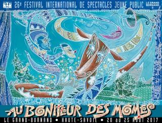 Séjour Festival au Bonheur des Mômes