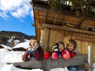 Offre de Noël : forfaits de ski offerts aux enfants -12 ans