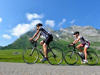 MTB und Fahrrad