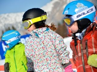 Spring skiing offers