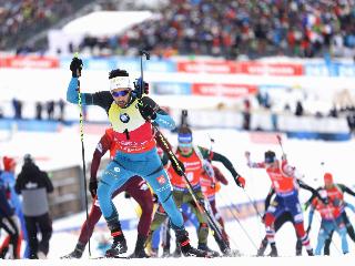 Coupe du monde de biathlon 2019