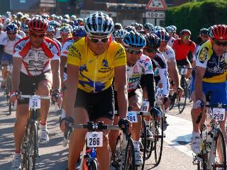 Arrivée du Tour de France 2018