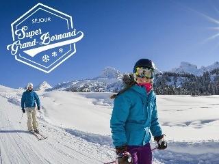Séjour ski Super Grand-Bornand