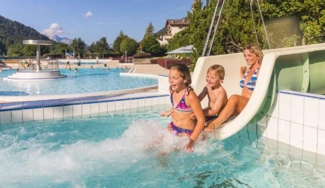 Erlebnisbad und Sommerliften Aufenthalt