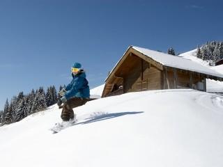 Hébergement + forfait de ski en Court Séjour