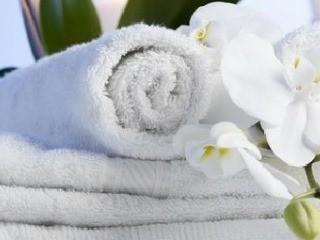 Vermietung von Bettwäsche und Handtüchern