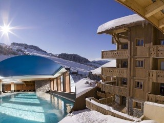 Pool & Spa Residences