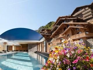Ferienwohnungen mit Schwimmbad und Spa