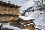 résidence pied des pistes grand-bornand chinaillon location ski montagne