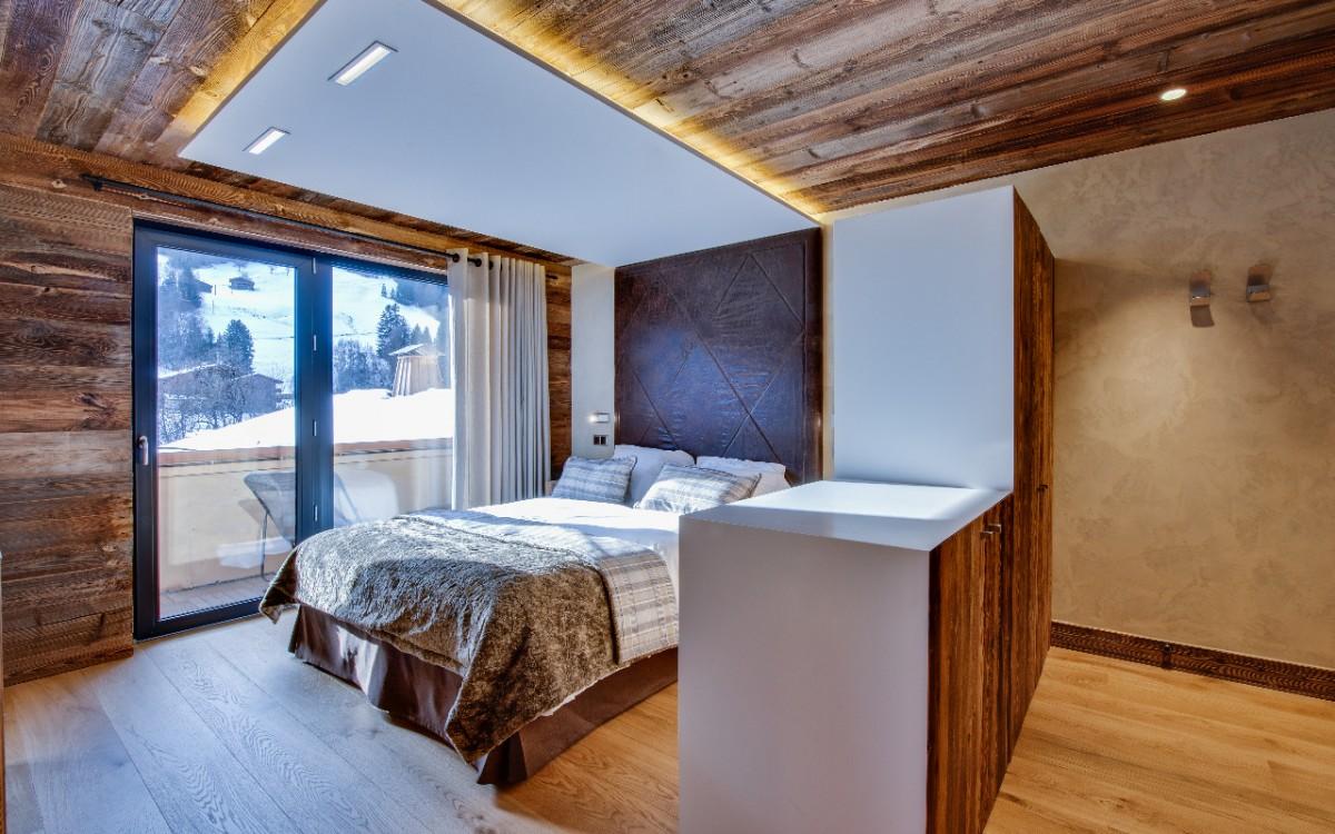Suite bain-B&B 3 pers. (chambre et petit-déjeuner)