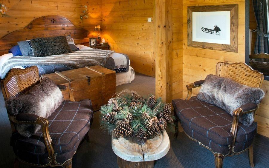 Le Bois Bercher room