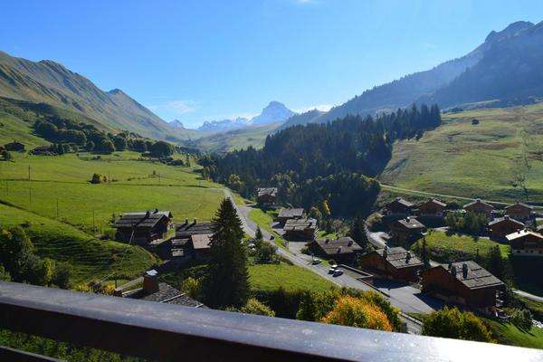 appartement location chanteneige 2 pieces grand bornand chinaillon