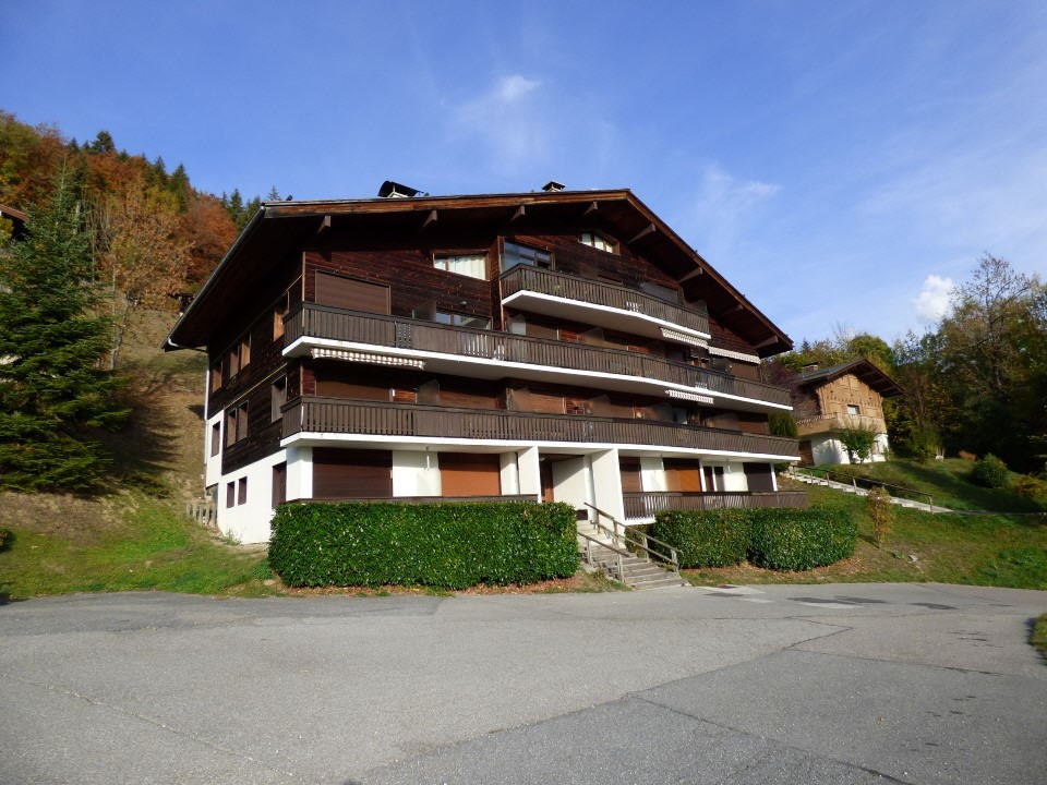 belvedere 1 appartement studio location ski montagne grand bornand village