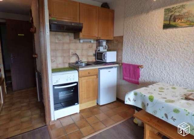location appartement clairiere studio le grand bornand village