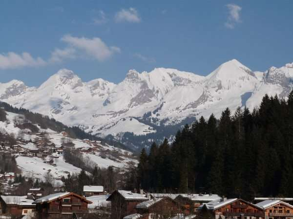 location appartement studio bellachat le grand bornand village