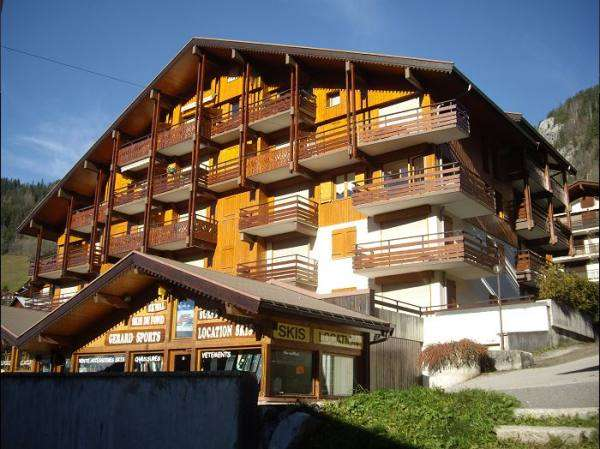 location appartement studio cornillon a le grand bornand village