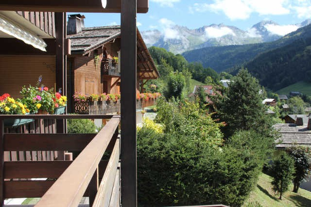Location Champel A studio 4 personnes le grand bornand village