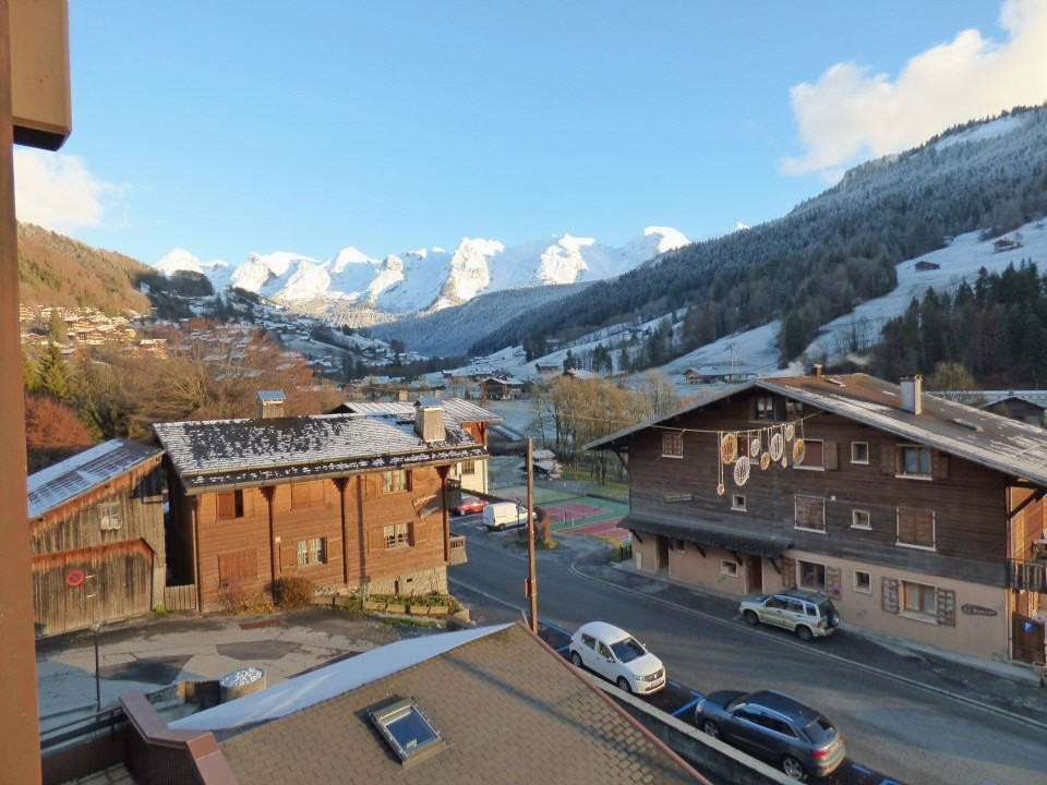 location cornillon A le grand bornand village
