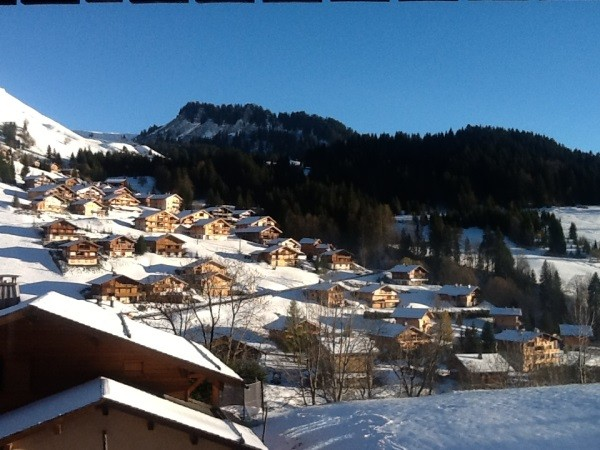 location residence reseda ski montagne grand bornand chinaillon