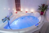 Salle de bain avec baignoire/Bathroom with a bath-Androsace n°2-Le Grand-Bornand