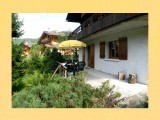 chalet thevenet 2 pieces 4 personnes le grand bornand village