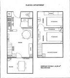 location appartement 2 pieces champel le grand bornand