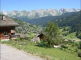 location appartement chalet les jonquilles 9 pieces le grand bornand village