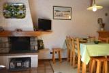 location eparvi studio + 2 cabines 6 personnes le grand village