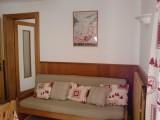 location la roseraie 3 pièces + cabine 5 personnes le grand bornand village