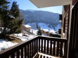 location ski montagne appartement 2 pieces belvedere grand bornand village