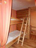 location ski montagne appartement dans chalet - la cha vert 3 pieces