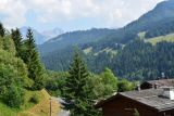 location studio coin montagne millepertuis le grand bornand village