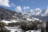 Studio Chateau Location ski Montagne le Grand Bornand Village