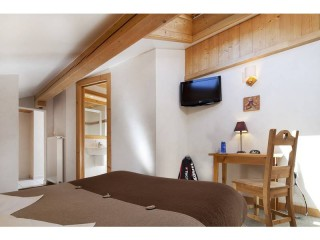 Mansard-roofed or not  classic double room-with half-board pension for 2 pers