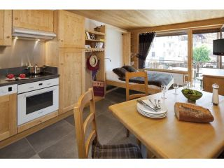 Studio 3/4 pers center of village balcony and mountain view-Studio 3/4 pers 7 nights