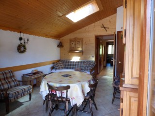 appartement beauregard 3 pieces grand bornand village location ski montagne