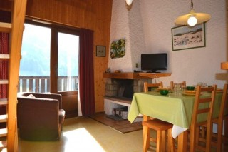 location eparvi studio + 2 cabines 6 personnes le grand village