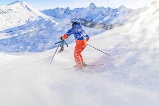 Le Grand-Bornand - #Ski
