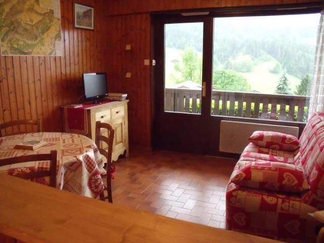 belvedere 1 appartement studio location ski montagne grand bornand village