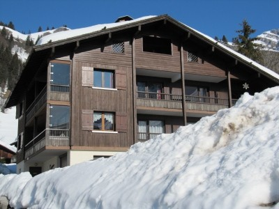 appartement 3 pieces 6 personnes le grand bornand chinaillon