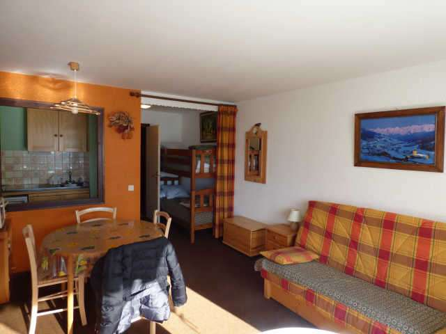 appartement-location-ski montagne caribou grand bornand village
