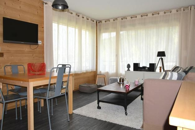 appartement location ski montagne grand bornand village