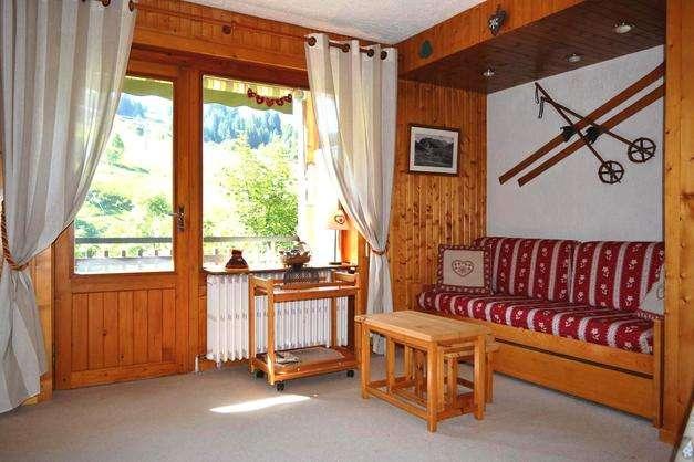 appartement location ski montagne studio planay grand bornand chinaillon