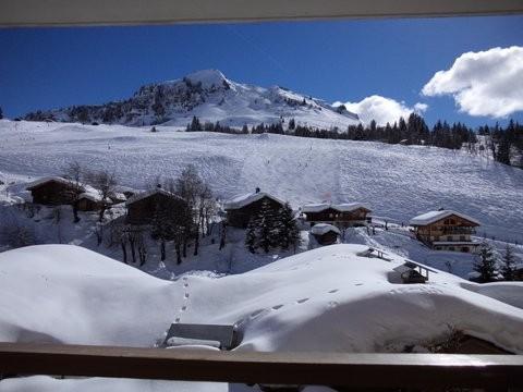 appartement pistes du soleil location ski montagne grand bornand chinaillon