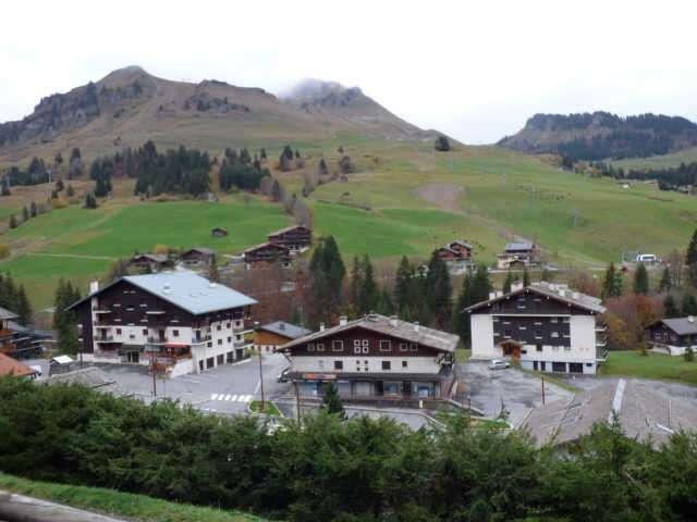 chevrefeuille 2 - studio appartement location ski montagne grand bornand chinaillon