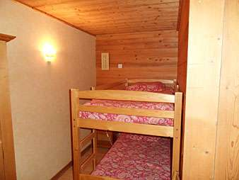 la châ jaune - appartement dans chalet grand bornand village location ski montagne