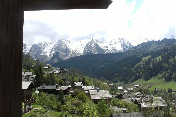 location appartement 2 pieces caribou le grand bornand village