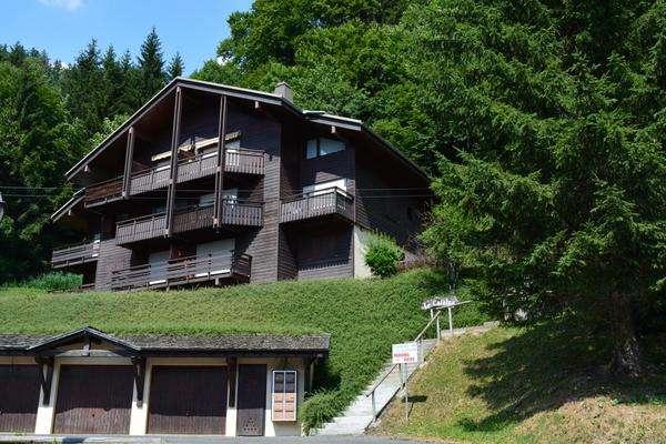 location appartement 2 pieces catalpa le grand bornand village