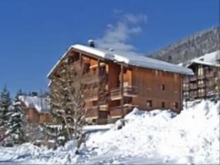 location appartement 2 pièces mezzanine Alpina C le Grand Bornand village4