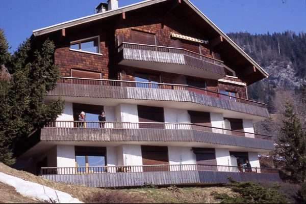 location appartement 3 pieces bel alp le grand bornand village